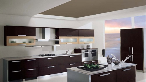 Cocinas muebles vallori for Dibujos para cocinas integrales